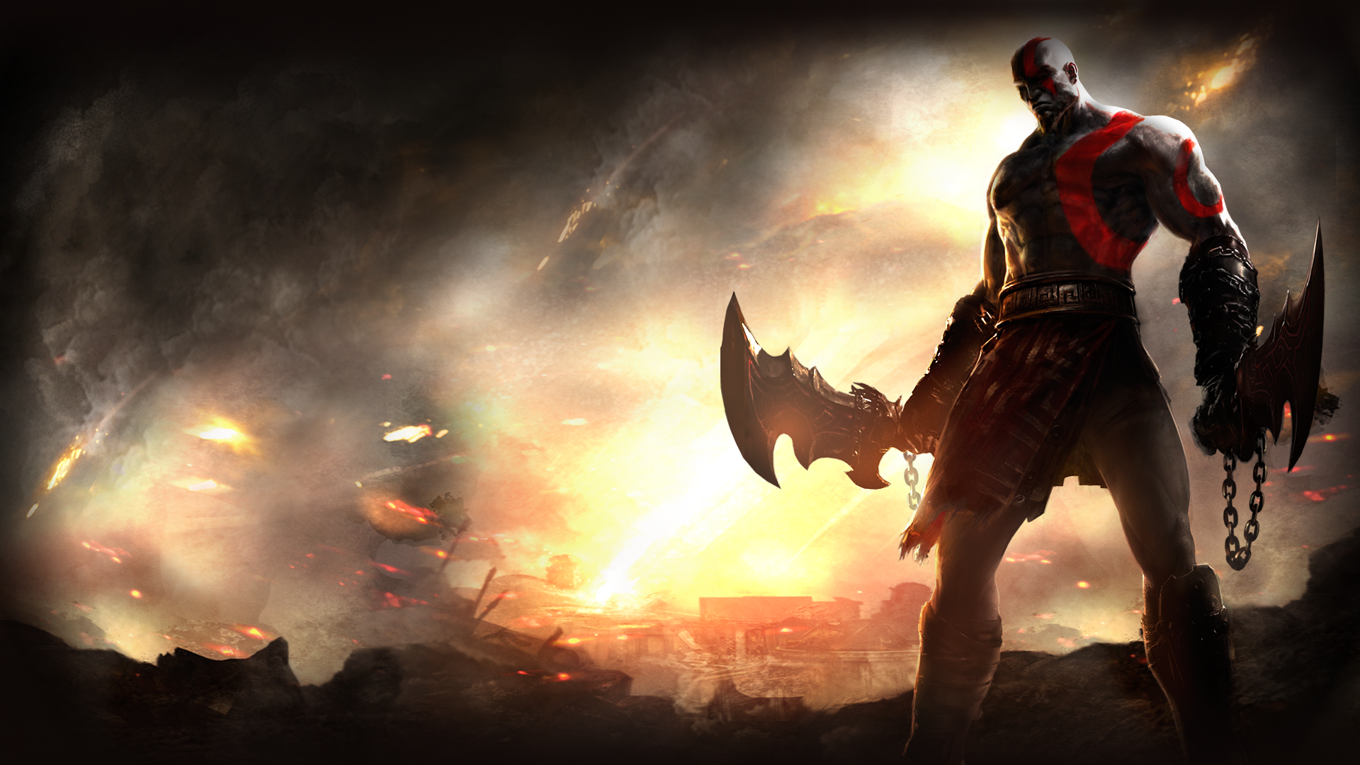 God of war wallpapers high quality download free - Best war wallpapers hd ...