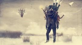 Steampunk HD Wallpaper