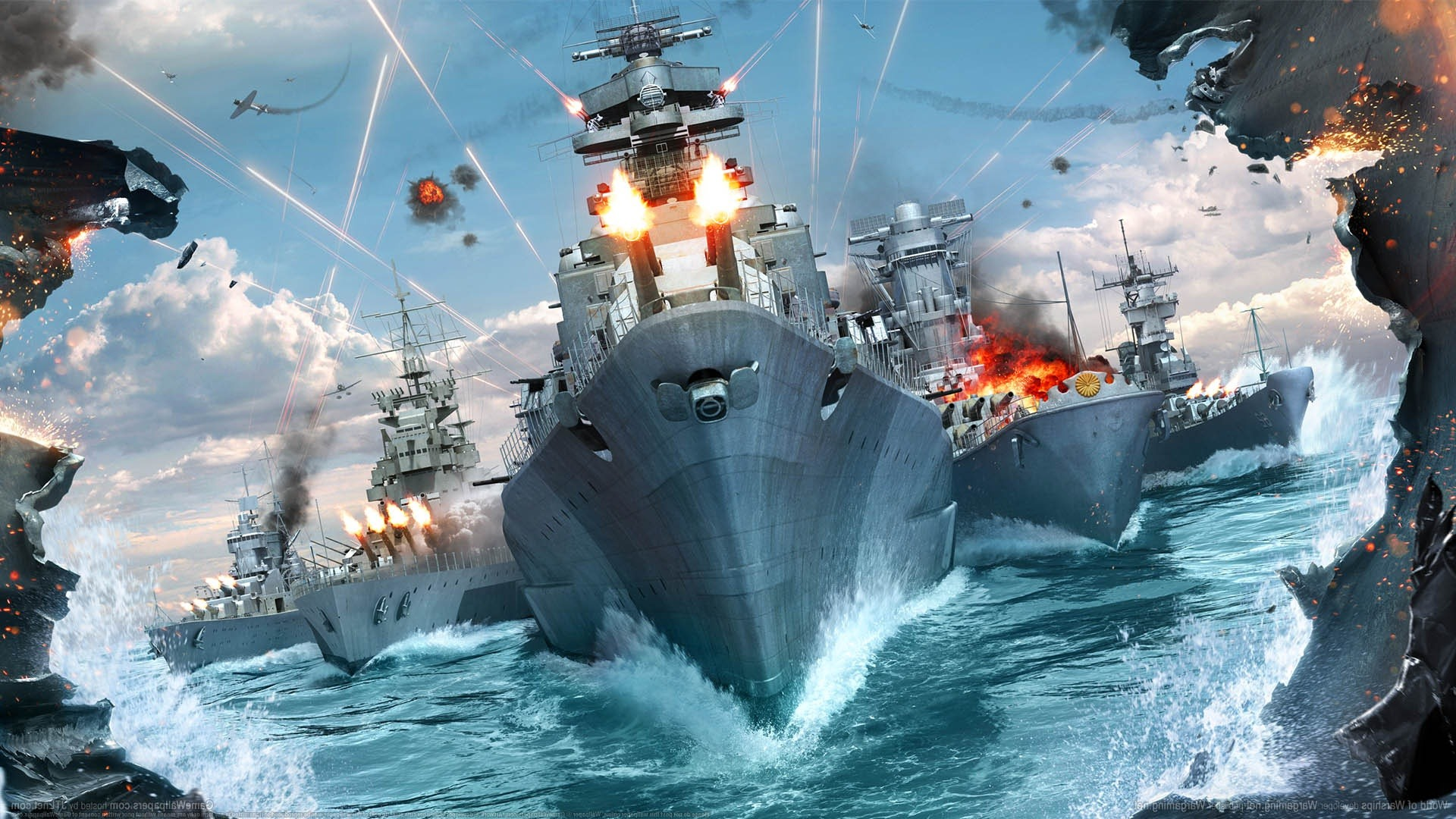 World Of Warships Wallpapers High Quality