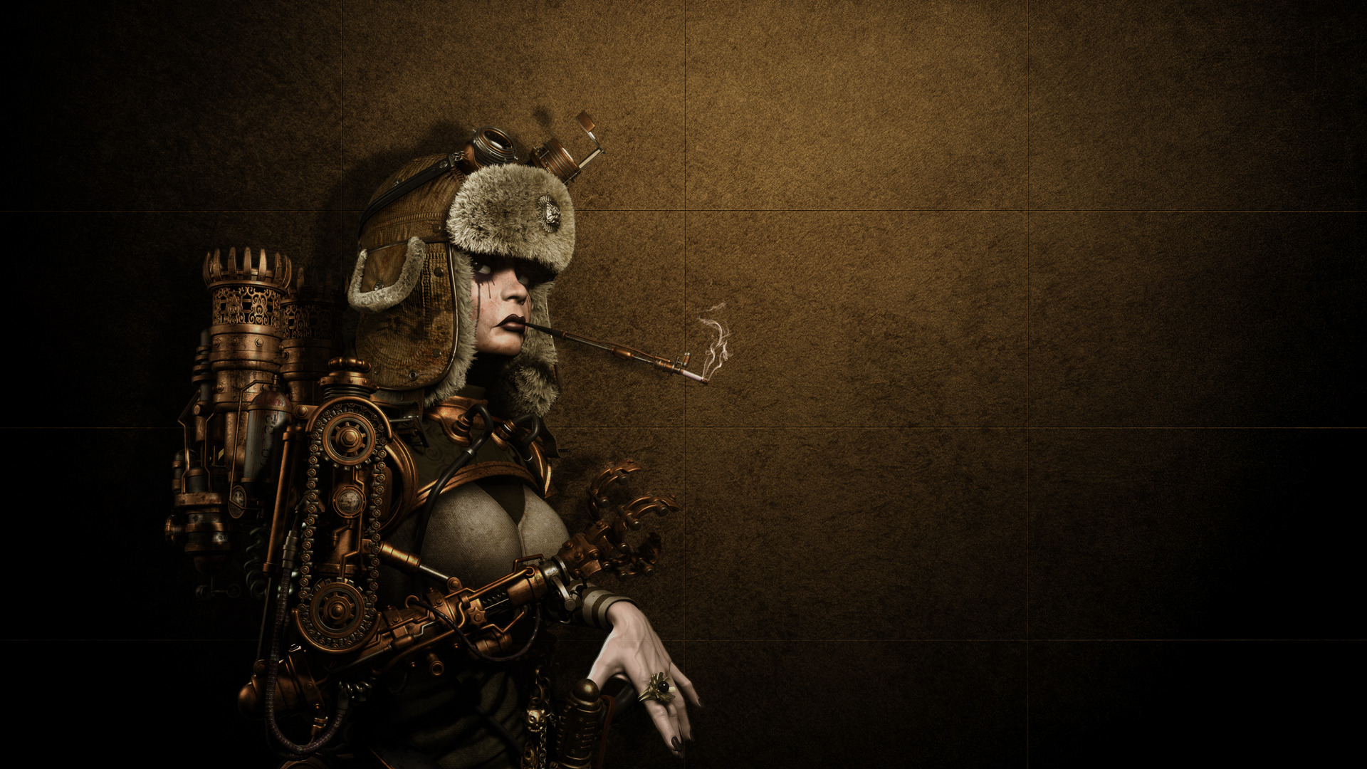 Steampunk wallpapers high quality download free for Steampunk wallpaper home