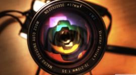 Camera Wide wallpaper