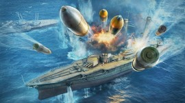 World Of Warships Wide wallpaper