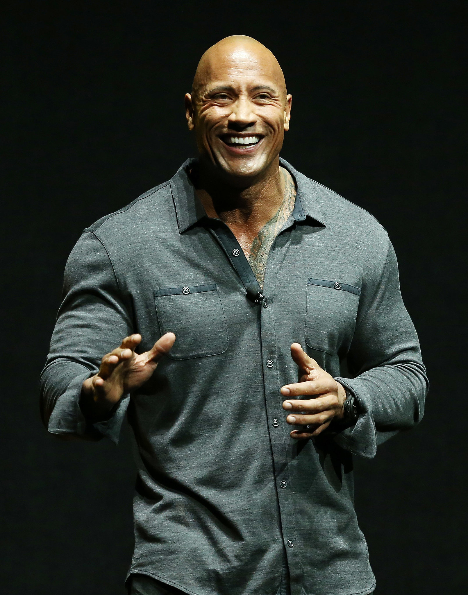 dwayne johnson - photo #27