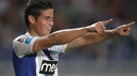 James Rodriguez High Quality #892