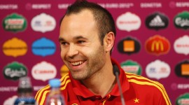 Andres Iniesta widescreen wallpaper #191