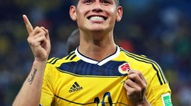 James Rodriguez Photo #656