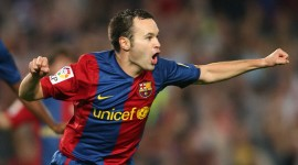 Andres Iniesta High Resolution #720