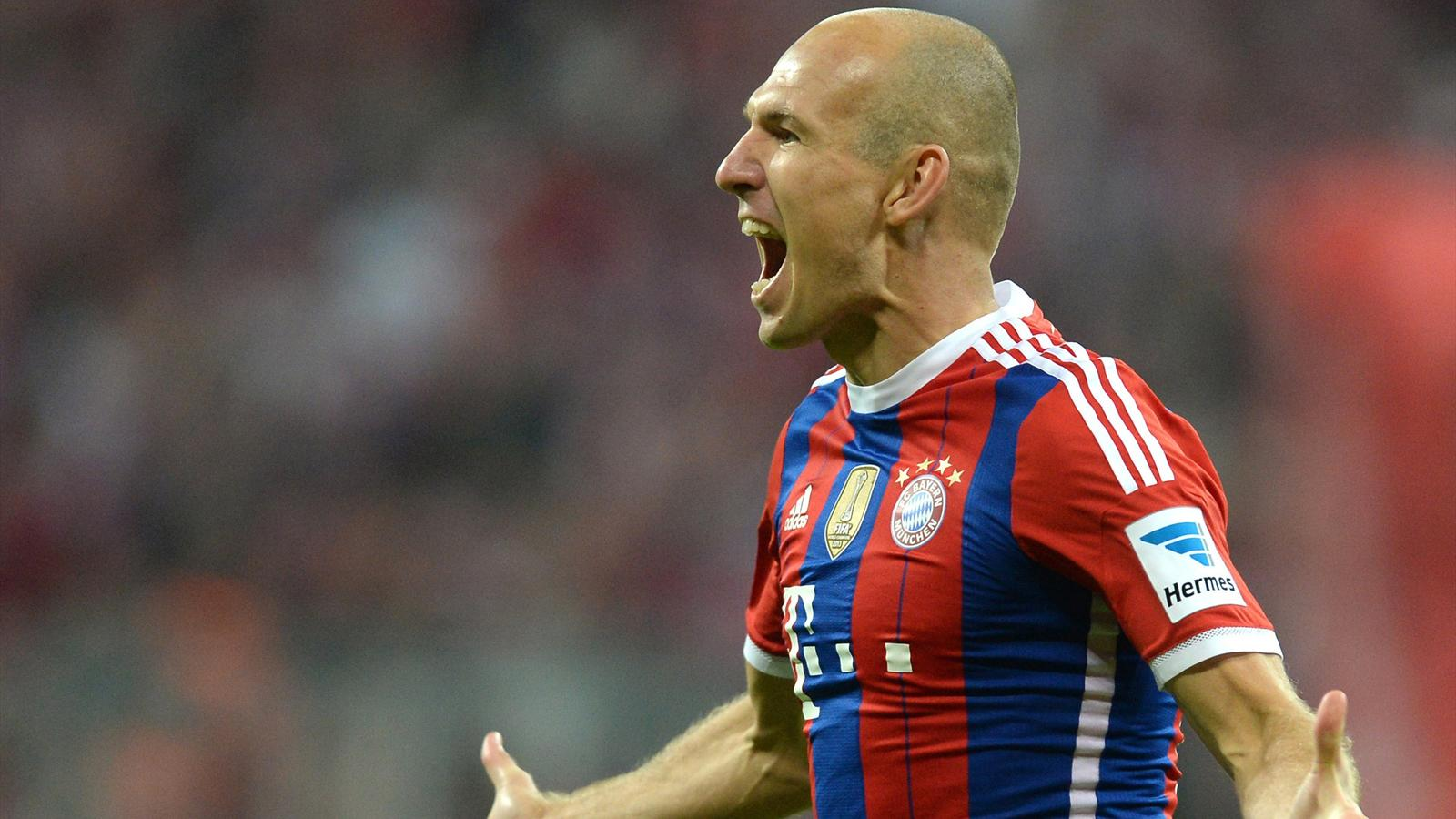 Arjen Robben wallpapers high quality