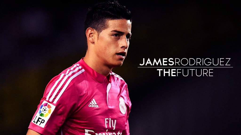 James Rodriguez wallpapers HD