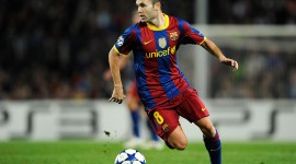 Andres Iniesta for desktop #531