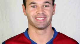 Andres Iniesta For iPhone #521