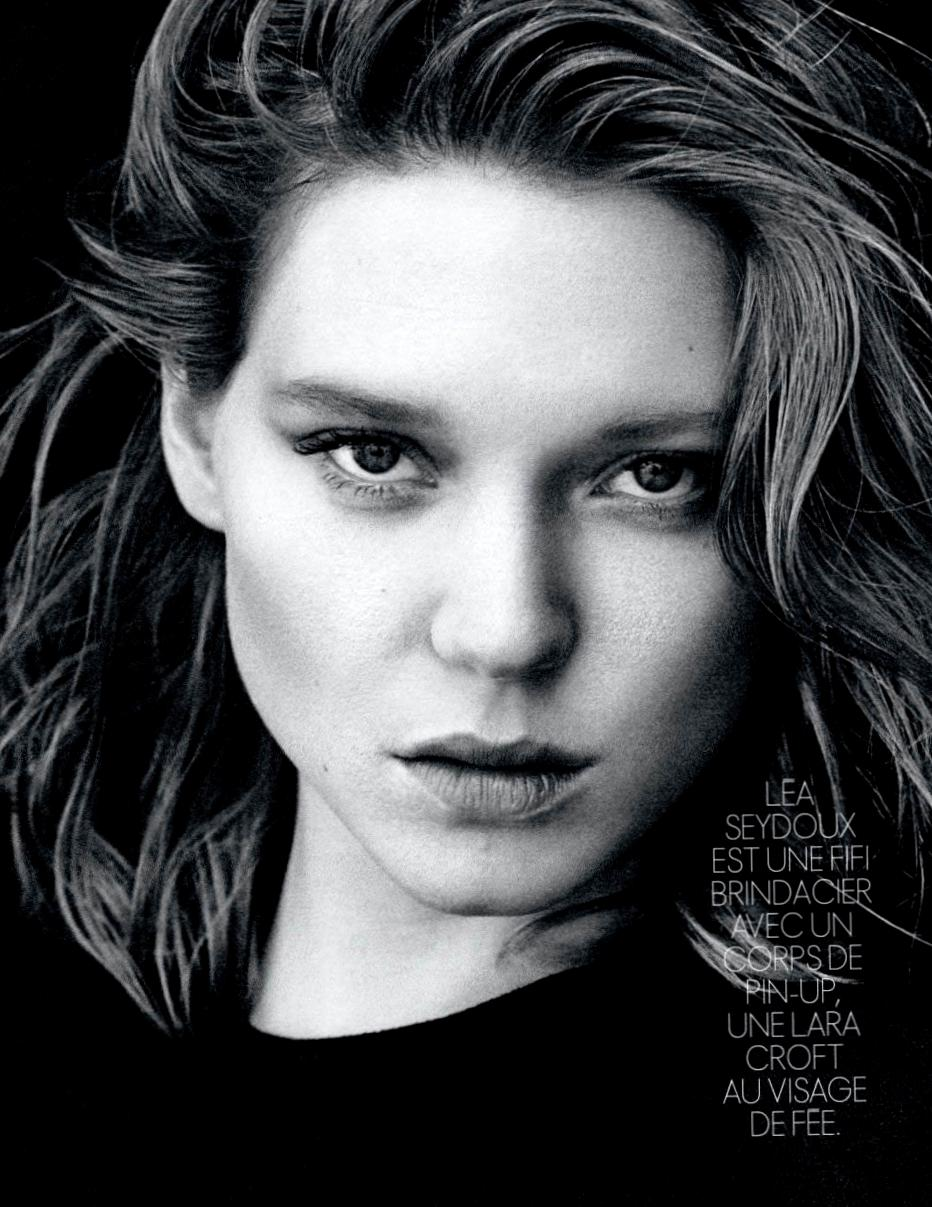 Lea Seydoux Widescreen Wallpaper 252