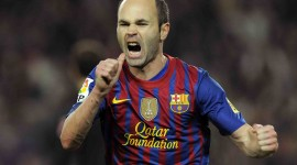 Andres Iniesta for mac #405
