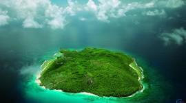 Island Wallpaper #900