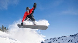 Snowboarding Wallpapers HD #672