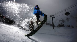 Snowboarding Wallpapers #686