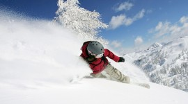 Snowboarding HD #441
