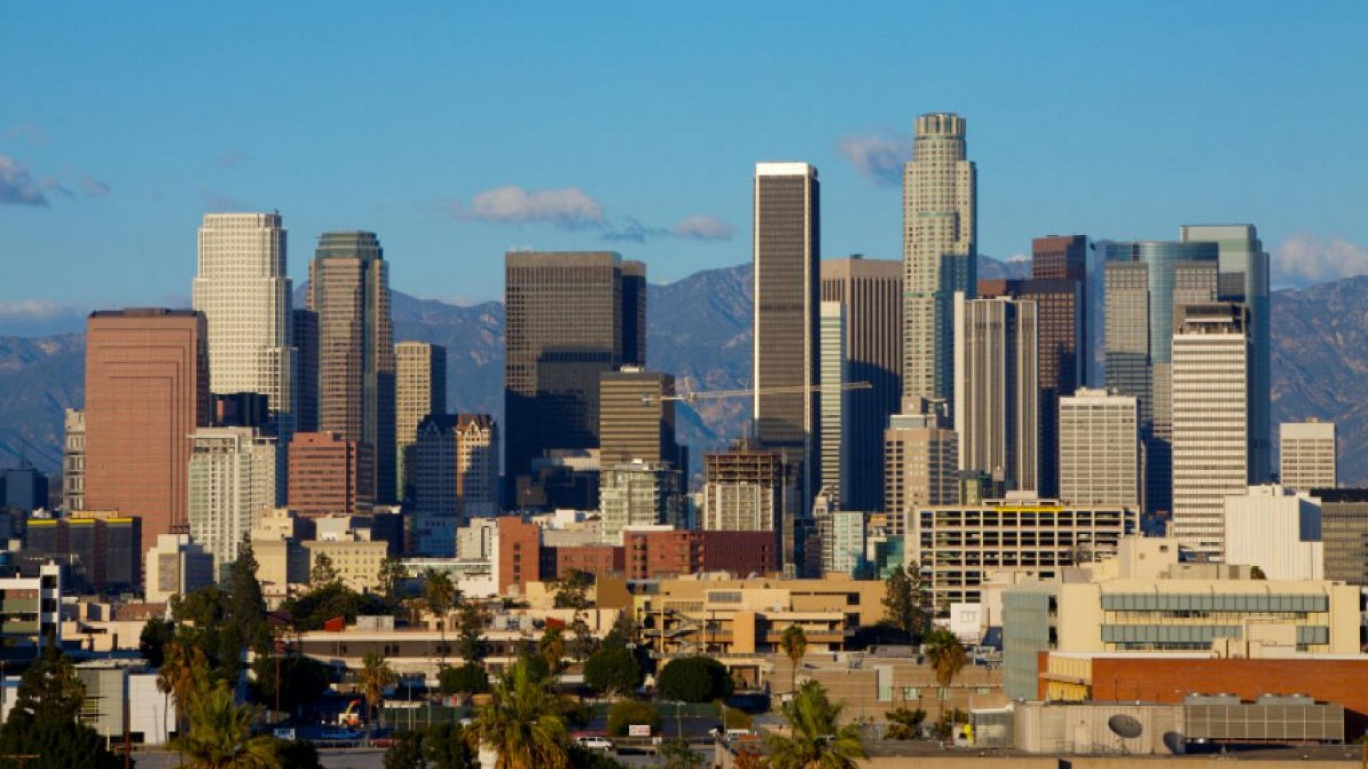 Los angeles wallpapers high quality download free for New york city to los angeles