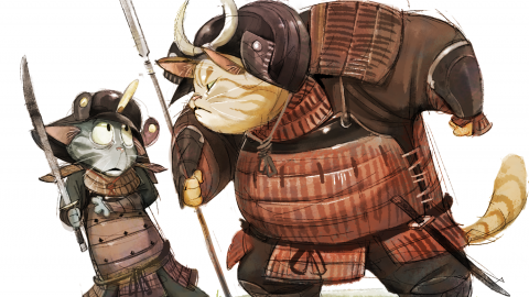 Samurai wallpapers high quality