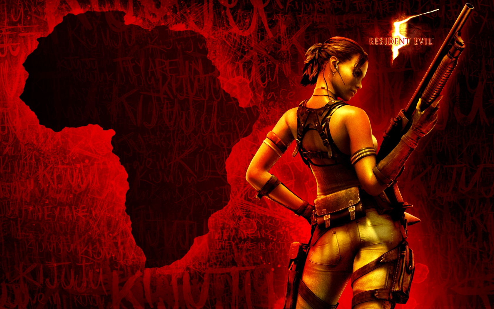 Resident evil wallpapers high quality download free - Wallpaper resident evil 5 ...
