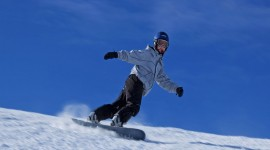 Snowboarding Pic #203