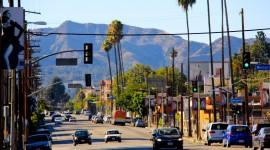 Los Angeles widescreen wallpaper #740