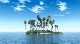 Island HD Wallpaper #176