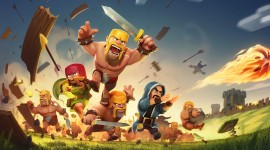 Clash Of Clans Widescreen #179