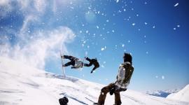 Snowboarding 1080p #663