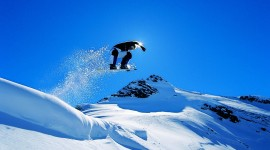 Snowboarding Wallpaper #251