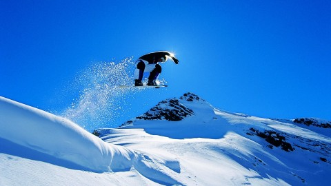 Snowboarding wallpapers high quality
