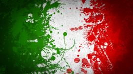 Italy Wallpapers Flag