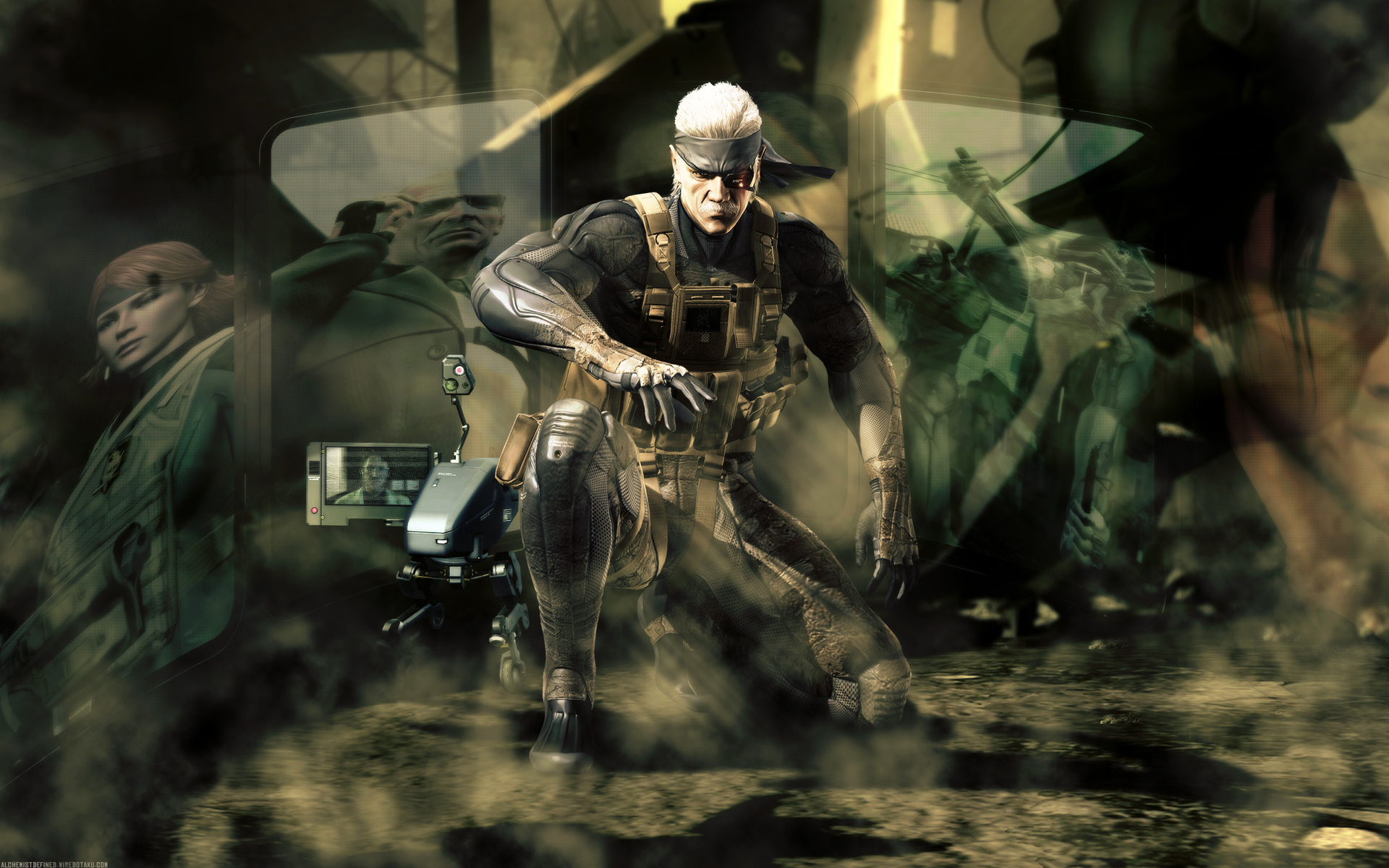 metal gear wallpaper wallpapers high quality download free