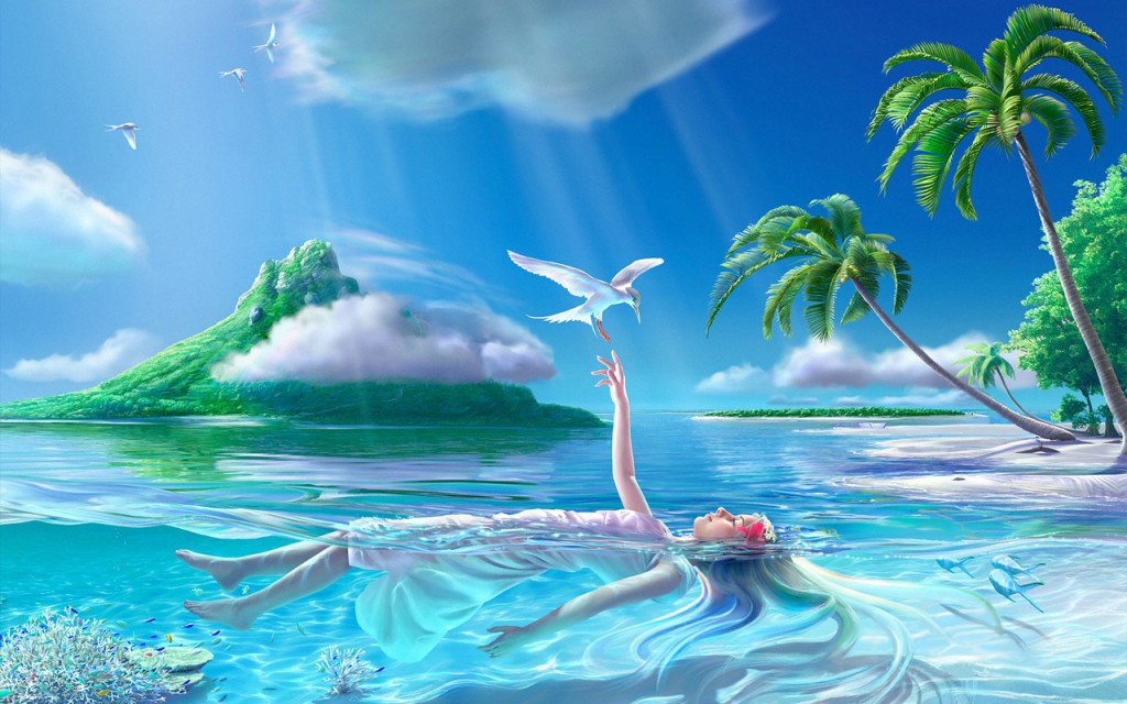 Paradise wallpapers HD