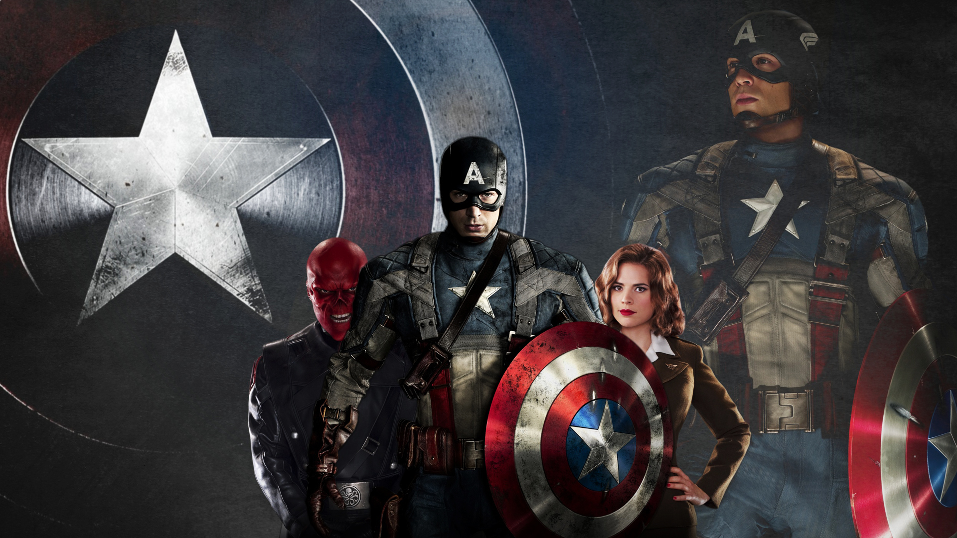 Captain america wallpapers high quality download free - Captain america screensaver download ...