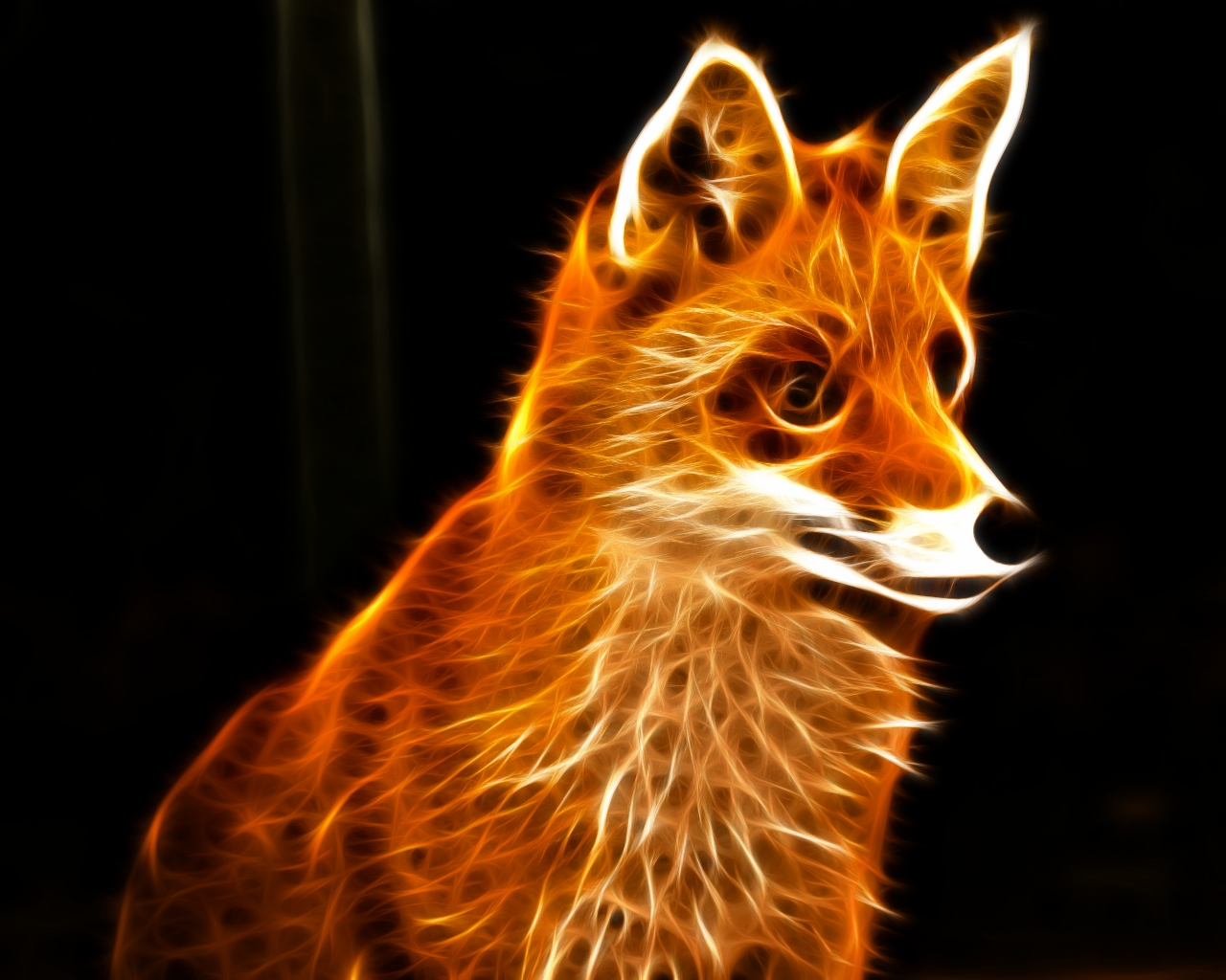 Fox wallpapers wallpapers high quality download free - 3d animal wallpaper ...