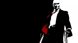 Hitman Game Wallpaper Background