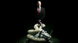 Hitman Game Wallpaper Free