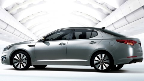 KIA Optima wallpapers high quality