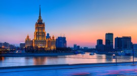 Russia Moscow HD