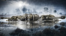 World of Tanks - wallpapers