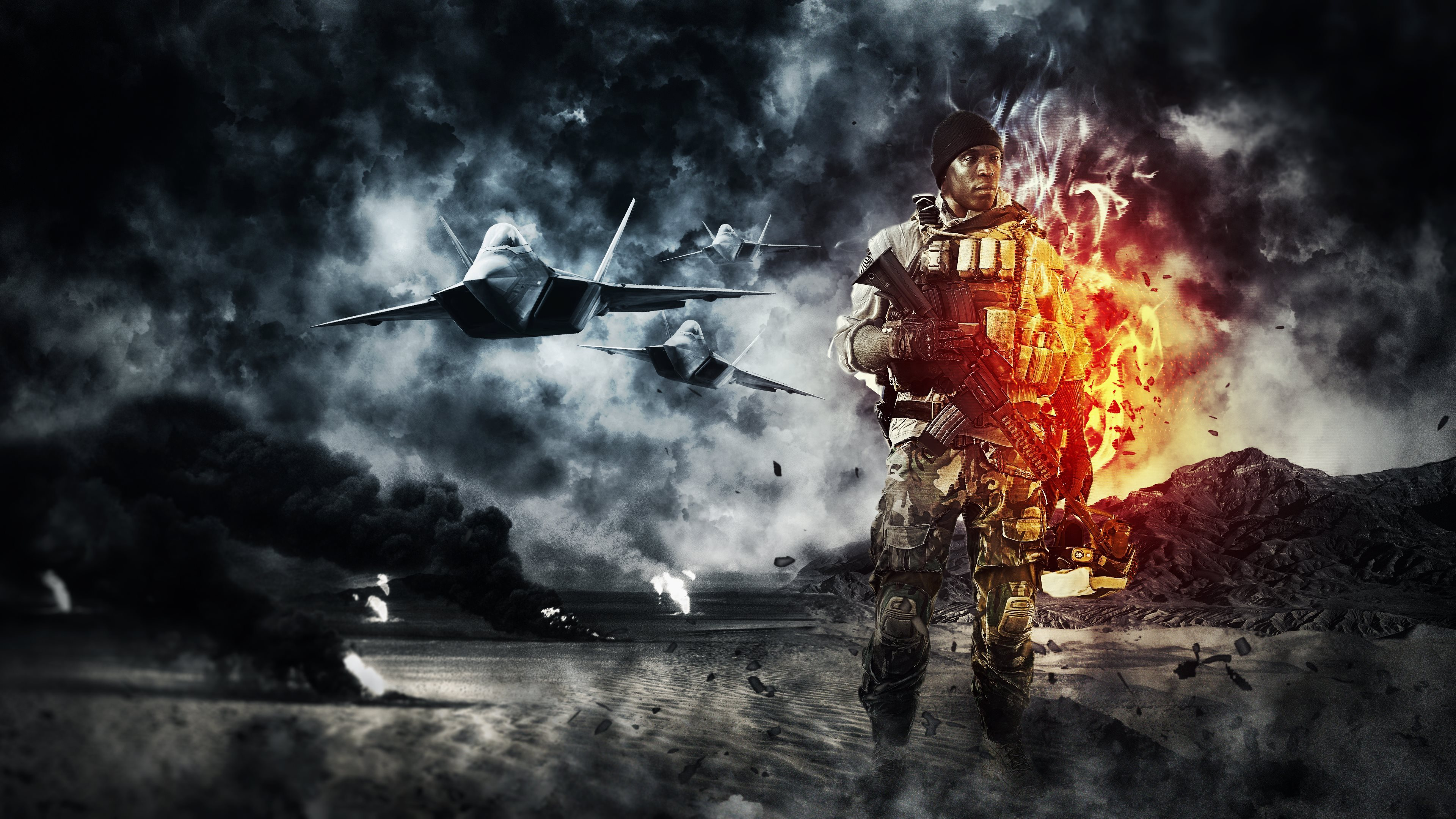 Battlefield Wallpaper Wallpapers High Quality Download Free