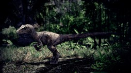 Jurassic World Desktop Wallpaper