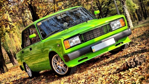 Lada wallpapers high quality