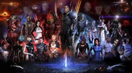 Mass Effect Wallpaper Full HD