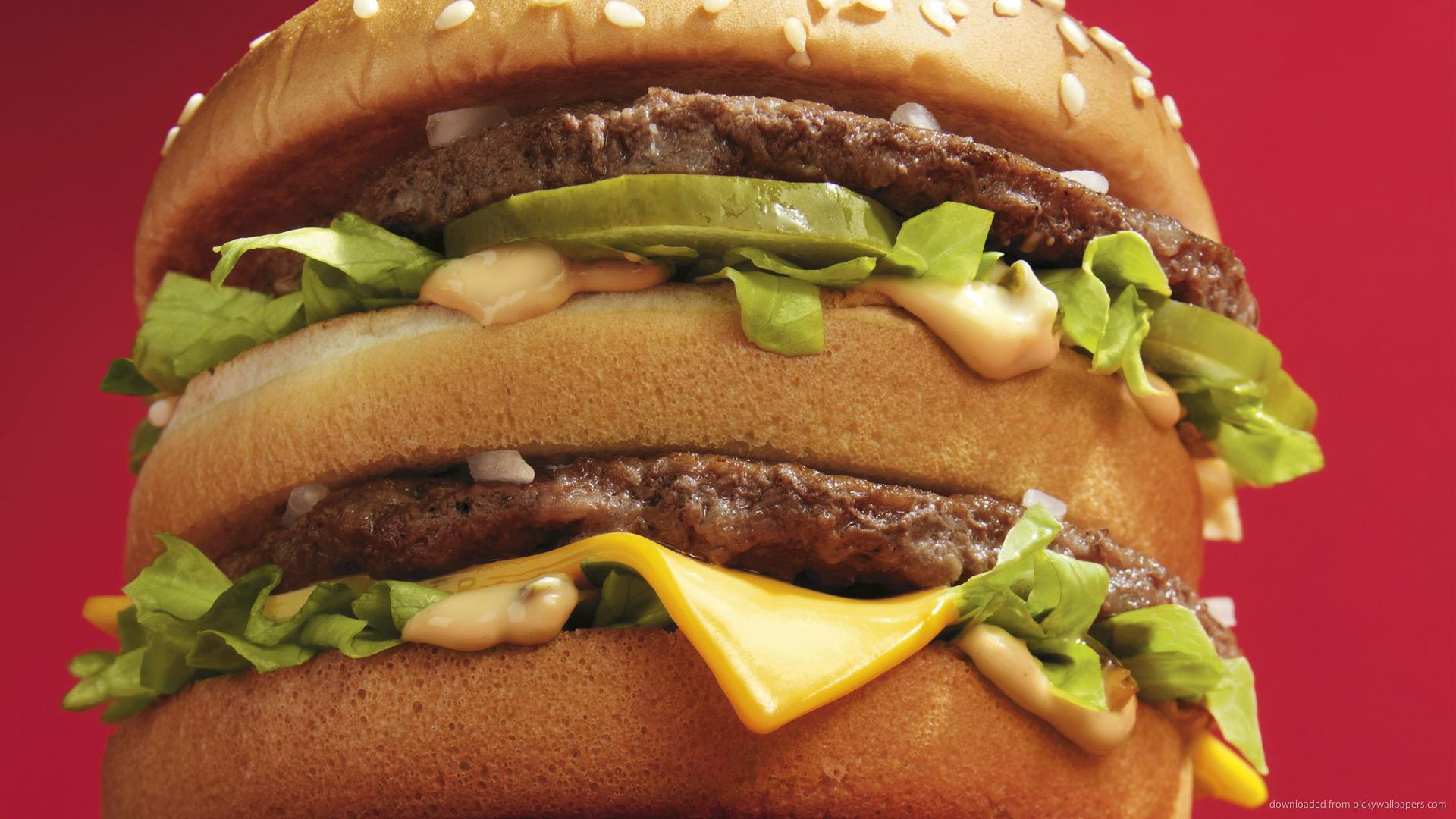 Mcdonalds food wallpaper wallpapers high quality - Fast good cuisine big mac ...