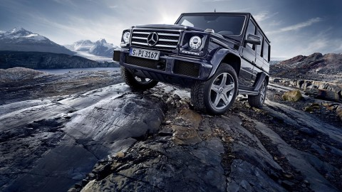 Mercedes Gelandewagen wallpapers high quality