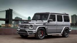 Mercedes Gelandewagen Wallpapers Widescreen