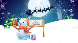 Merry Christmas Wallpapers For Desktop HD