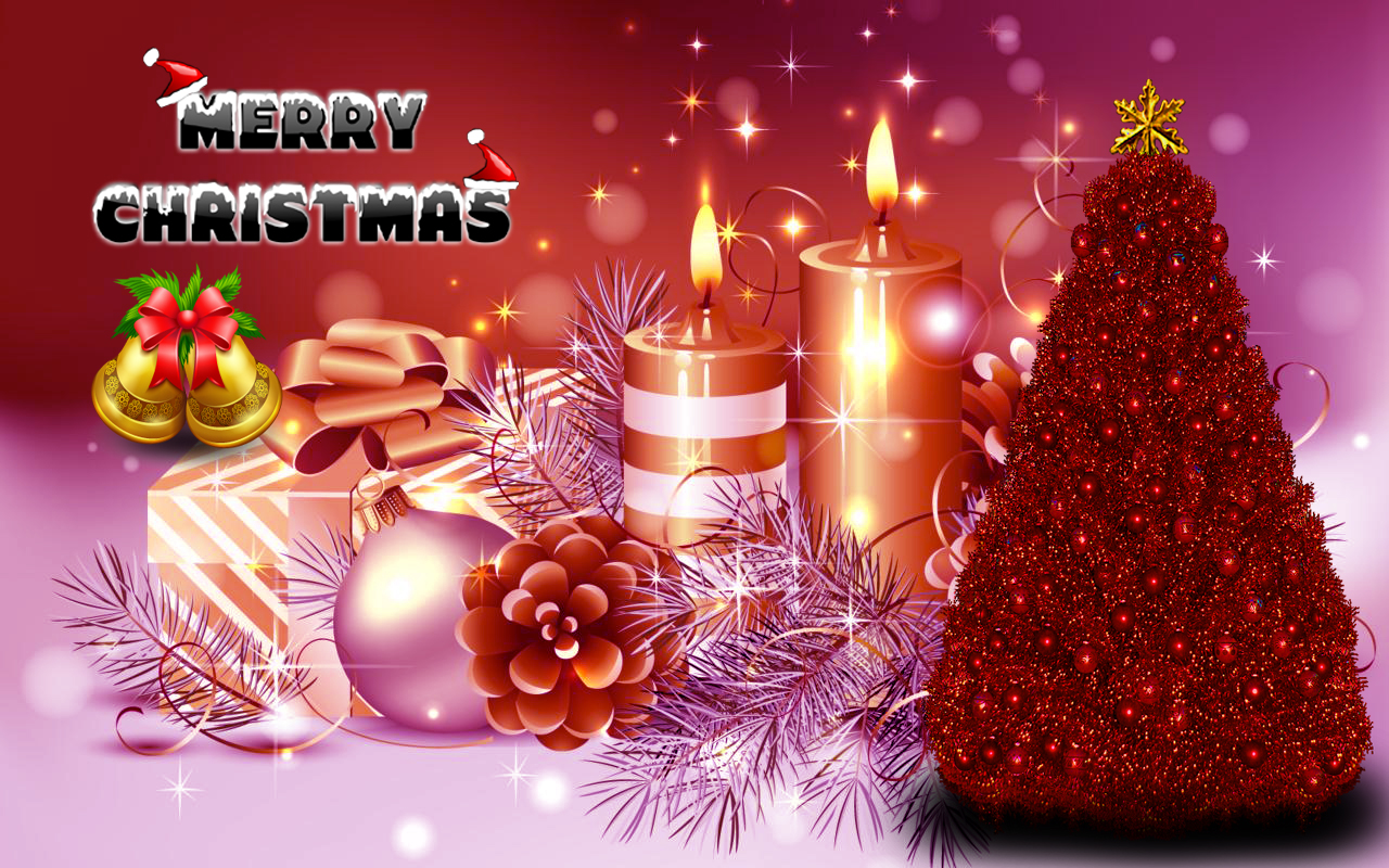Christmas Wallpaper Wallpapers High Quality | Download Free